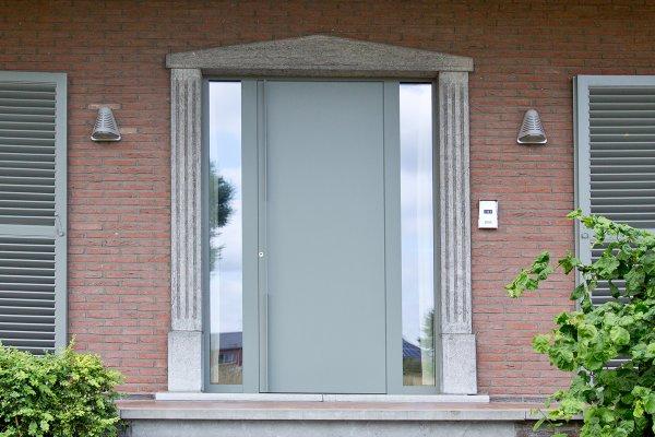 Uitgelezene Een veilige deur in Pvc, Aluminium of Hout | Profel DB-89