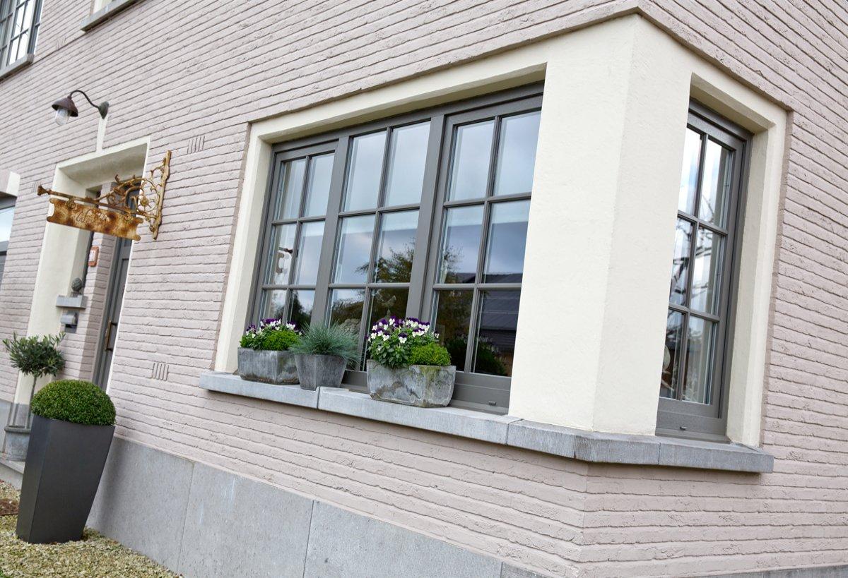 Keuken Landelijk Ramen : Landelijke ramen zwart cheap kleine zwarte keuken with landelijke